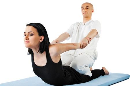 Japonská liečebná masáž Shiatsu