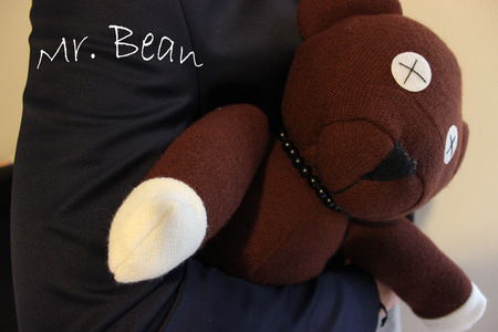 Plyšový medvedík Mr. Beana Teddy