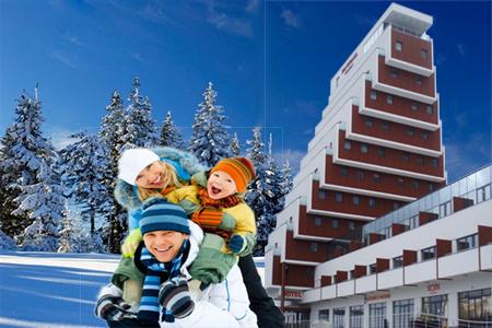 Pobyt na Štrbskom plese v hotelovo-apartmánovom resorte  PANORAMA