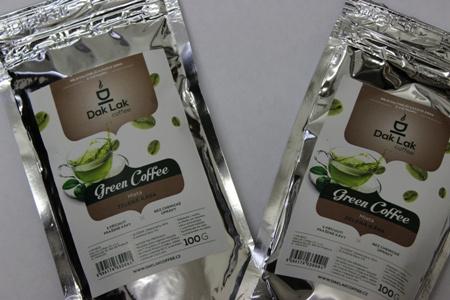 Najkvalitnejšia Vietnamská zelená mletá káva